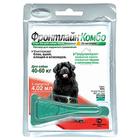 Frontline Combo/Фронтлайн Комбо капли для собак 40-60 кг (4,07мл)