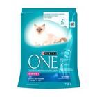 One Adult 750 гр./Ван Сухой корм  для кошек старше 11 лет, курица и цельные злаки