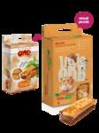 Little One/Литл Ван Бисквиты для декоративных животных с морковью и шпинатом
