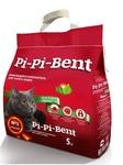 Pi-Pi-Bent Сенсация свежести 5 кг./Наполнитель комкующийся для кошек