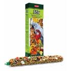 Padovan STIX Pappagalli 150 гр./Падован Палочки фруктовые для крупных и средних попугаев