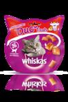 Whiskas Duo Treats 40 гр./Вискас лакомство для кошек с говядиной и сыром