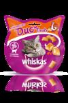 Whiskas Duo Treats 40 гр./Вискас лакомство для кошек с индейкой и сыром