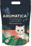 AromatikCat 3 л./ Силикагелевый наполнитель Яблоневый сад