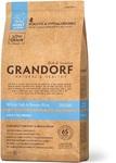 GRANDORF 1 кг./Сухой корм для собак всех пород Белая рыба с рисом