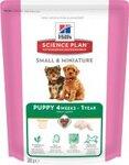 HILL'S Science Plan Puppy Small&Miniature 300 гр./Хиллс сухой корм для щенков миниатюрных размеров, Курица