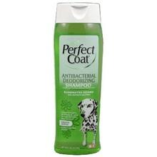 8 in1 Shampoo Antibacterial Deodorizing//шампунь дезодорирующий зеленое яблоко для собак 473 мл