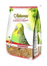 Любимчик 500 гр./Корм для волнистых попугаев с витаминами