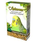 Любимчик 500 гр./Корм для волнистых попугаев с морской капустой