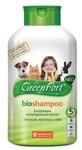 GreenFort Шампунь от блoх для кошек, кроликов и собак 380мл