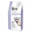 Brit VD Cat Grain free Gastrointestinal 2 кг./Брит Беззерновая диета при остром и хроническом гастроэнтерите.Сельдь и горох