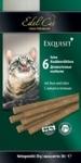EdelKat /Эдель Кет колбаски для кошек заяц и печень