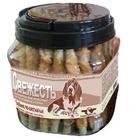 Green Qzin 750 гр./Грин Кьюзин  Лакомство для собак Свежесть сушеные куриные твистеры