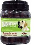 Green Qzin 750 гр./Грин Кьюзин  Лакомство для собак Пикник Beef Люля-кебаб из телятины