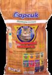 Барсик Натуральный 15 л./Наполнитель для кошек древесный