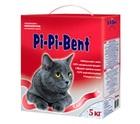 Pi-Pi-Bent Classic 5 кг./Наполнитель комкующийся для кошек коробка
