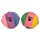 Triol/Игрушка для кошек Мяч лапки уп.4шт/12N