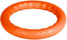 PitchDog 20 - Игровое кольцо для апортировки d 20 оранжевое (31006)