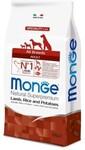 Monge Dog Speciality 12 кг./Монж корм для собак всех пород ягненок с рисом и картофелем