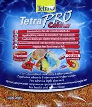 TetraPro Color 12 гр./Тетра Высококачественный корм для любых видов тропических рыб