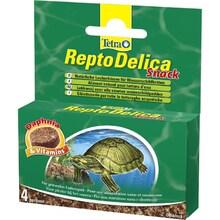 TetraReptoDelica Snack 4*12гр./Тетра Деликатес для черепах - желе