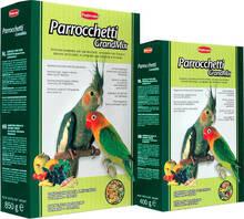 Padovan Grandmix Parrocchetti 400 гр./Падован основной корм для средних попугаев