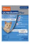 Hartz UltraGuard Plus Flea & Tick Collar Н04181//Хартс ошейник для кошек и котят светоотражающий 30 см