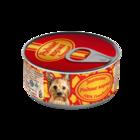 Родные Корма Знатные 100 гр./Консервы для собак с говядиной