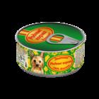 Родные Корма Знатные 100 гр./Консервы для собак с ягненком