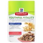Hill's Science Plan Healthy Ageing 11+ 85 гр./Хиллс консервы для кошек старше 11 лет кусочки Лосося в соусе