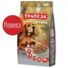 Трапеза Оптималь 10 кг./Сухой корм для взрослых собак,содержащихся в городских условиях