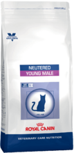 Royal Canin Neutered Young Male 10 кг./Роял канин Корм для кастрированных котов с момента операции до 7 лет