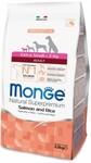 Monge Dog Speciality Extra Small 2,5 кг./Монж сухой корм для взрослых собак миниатюрных пород лосось с рисом