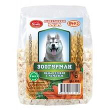 Зоогурман 400 гр./Каша рисовая с морковью