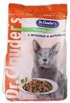 Dr. Clauder//сухой корм для кошек с печенью и индейкой 400 г