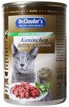 Dr.Clauder`s 415 гр./Доктор Клаудер консервы для кошек с кроликом