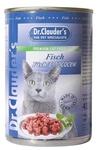 Dr.Clauder`s 415 гр./Доктор Клаудер консервы для кошек с  лососем