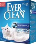 Ever Clean Multi-Crystals 6 л./Эвер Клин наполнитель с добавлением кристаллов