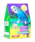 Бриллиант 400 гр./Корм для волнистых попугаев спецсостав