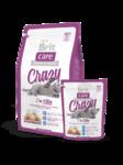Brit Care Cat Crazy I'm Kitten 400 гр./Брит Каре сухой корм для котят с цыпленком и рисом