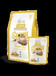 Brit Care Cat Sunny Beautiful Hair Salmon & Rice 2 кг./Брит Каре сухой корм для длинношерстных кошек Лосось и Рис
