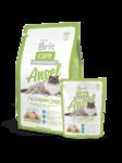 Сухой корм для кошек Brit Care Cat Angel I'm Delighted Senior, 400 гр., с курицей и рисом (Для пожилых кошек)