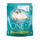 One Indoor 750 гр./Ван Сухой корм для домашних кошек  индейка и цельные злаки