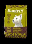 Banters Adult Mini 3 кг./Курица с рисом сухой корм для собак