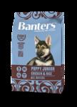 Banters Puppy Junior 3 кг./Курица с рисом сухой корм для щенков