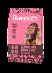 Banters Senior Light 3 кг./Курица с рисом сухой корм для собак