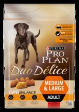 Pro Plan Duo Delice 10 кг./Проплан доу делис сухой корм для собак с говядиной и рисом