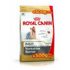 Royal Canin Yorkshire Terrier Adult  500+500 гр./Роял канин сухой корм для собак породы Йоркширский терьер от 10 месяцев