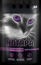 Котяра 5 л./Наполнитель для кошек силикагелевый