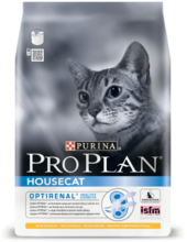 Pro Plan Housecat 400 гр./Проплан сухой корм для взрослых кошек, живущих в доме